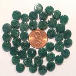 Ali Rand Mexico Distrito Federal Beads Parcel Green Crescent