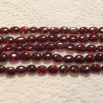 Ali Rand Mexico Distrito Federal Beads Strand Red Rectangle