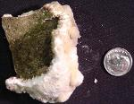 Earth Treasures USA Massachusetts 2.25 Inches Long 1.6 Oz. Heulendite Rare Mineral Specimen