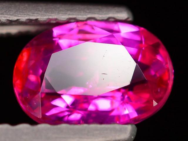 Zayangems Thaïlande Bangkok Gemstones Ruby Red Faceted Single Very, very slight inclusions