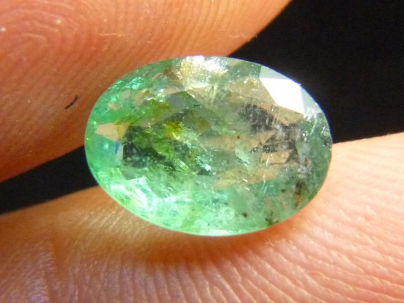 Gemtrading Turkey Izmir 2.70cts Emerald , 100% Natural Gemstone