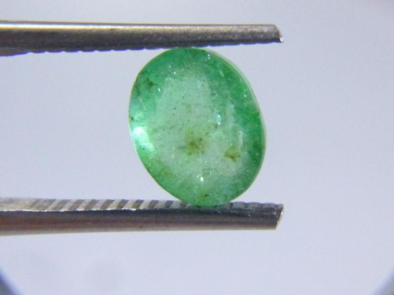 Gemtrading Turkey Izmir 1.95cts Emerald , 100% Natural Gemstone