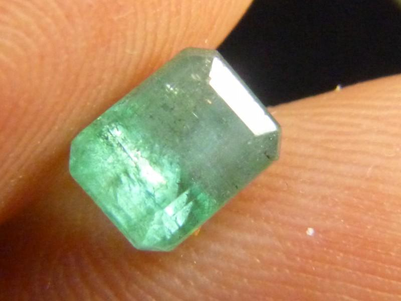 Gemtrading Turkey Izmir 1.67cts Zambian Emerald , 100% Natural Gemstone