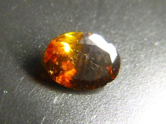 Gemtrading Turkey Izmir 0.62ct Golden Tourmaline , 100% Natural Gemstone