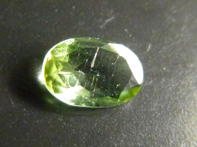 Gemtrading Turquía Izmir 0.61ct Chrome Tourmaline , 100% Natural Gemstone