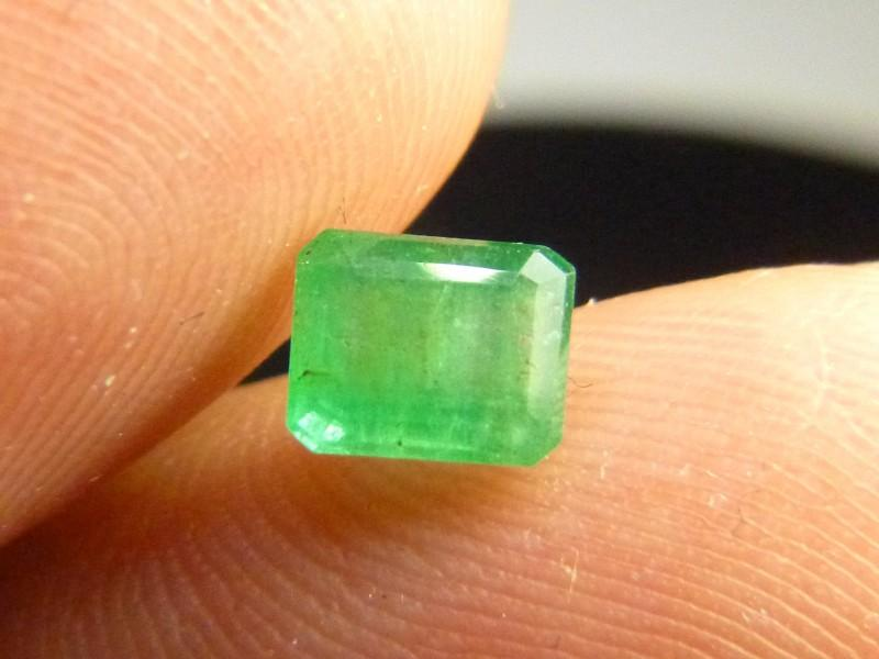 Gemtrading Turkey Izmir 1.34cts Emerald , 100% Natural Gemstone