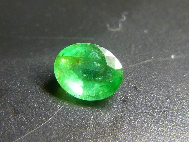 Gemtrading Turquía Izmir 0.47cts Afghan Emerald , 100% Natural Gemstone