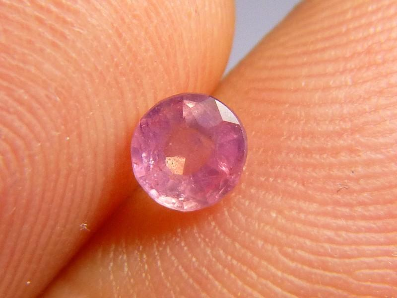 Gemtrading Turkey Izmir 0.43cts Natural Burmese Ruby , Untreated Gemstone