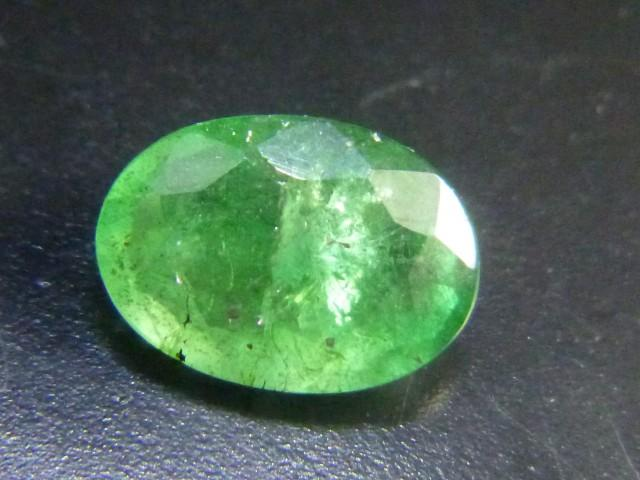 Gemtrading Turkey Izmir 1.54cts Emerald , 100% Natural Gemstone
