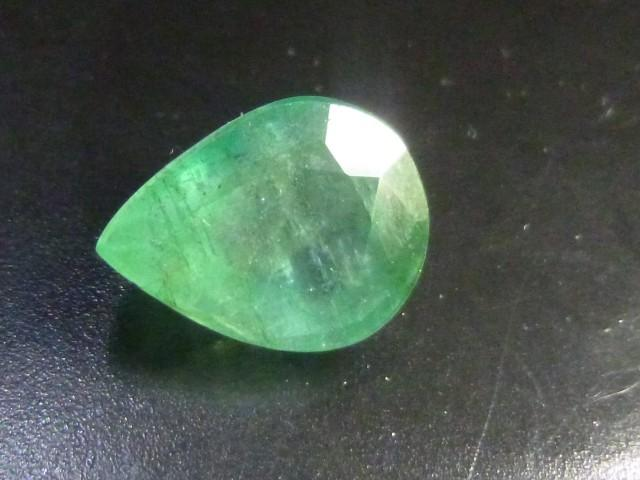 Gemtrading Turkey Izmir 2.85cts Emerald , 100% Natural Gemstone