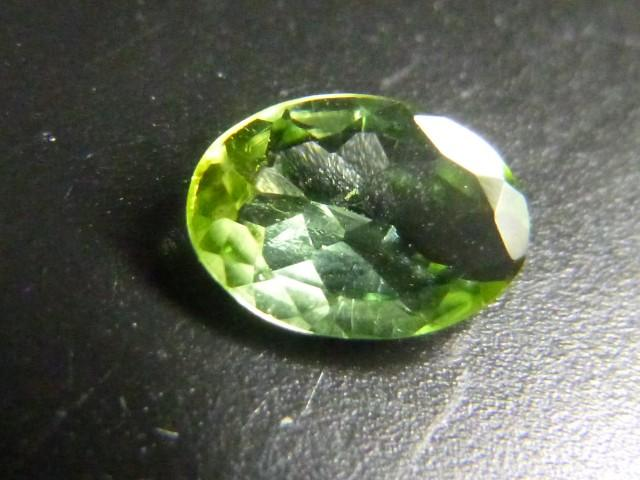 Gemtrading Turkey Izmir 0.61ct Chrome Tourmaline , 100% Natural Gemstone