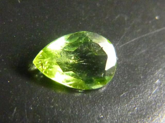 Gemtrading Turkey Izmir 0.48ct Chrome Tourmaline , 100% Natural Gemstone