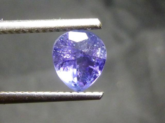Gemtrading Turkey Izmir 1.23ct Tanzanite , 100% Natural AAA Grade