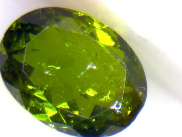 Gemtrading Turquía Izmir 0.72ct Chrome Tourmaline , 100% Natural Gemstone