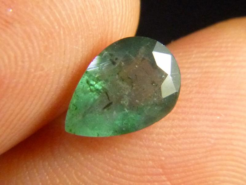 Gemtrading Turkey Izmir 1.78cts Zambian Emerald , 100% Natural Gemstone