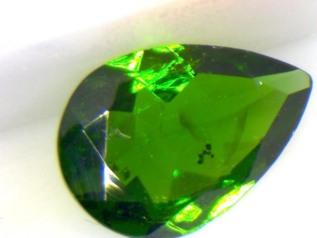 Gemtrading Turkey Izmir 0.46ct Chrome Tourmaline , 100% Natural Gemstone