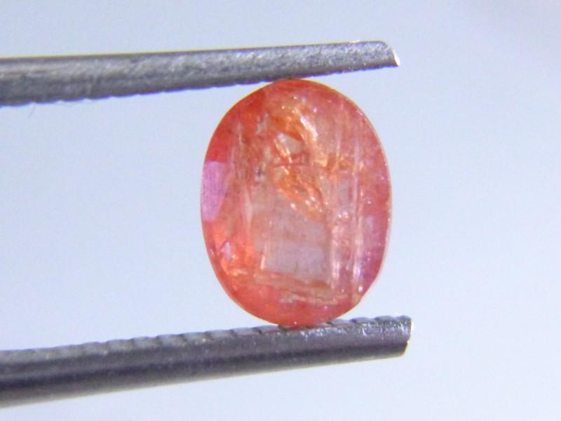 Gemtrading Turquía Izmir Certified 1.46cts Natural Ruby , Untreated Gemstone
