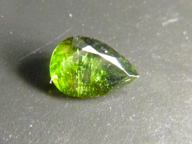 Gemtrading Turkey Izmir 0.62ct Chrome Tourmaline , 100% Natural Gemstone