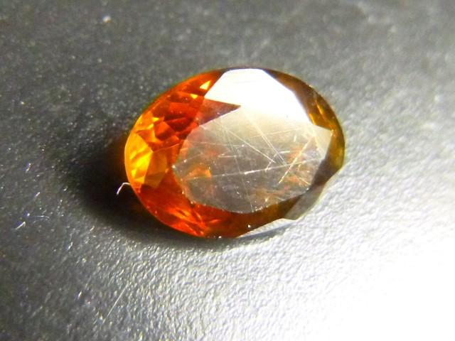 Gemtrading Turkey Izmir 0.77ct Golden Tourmaline , 100% Natural Gemstone