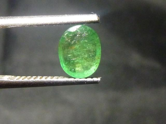 Gemtrading Turkey Izmir 0.92cts Zambian Emerald , 100% Natural Gemstone