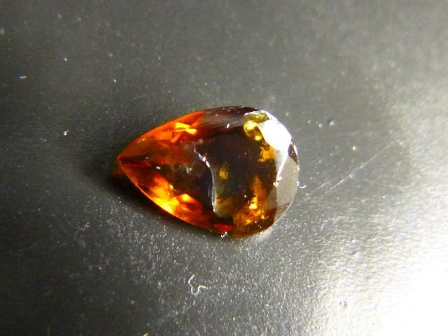 Gemtrading Turkey Izmir 0.83ct Golden Tourmaline , 100% Natural Gemstone