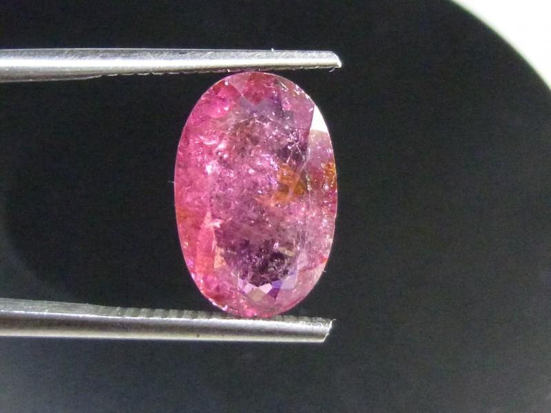 Gemtrading Turkey Izmir 4.34ct Rubelite Tourmaline , 100% Natural Gemstone