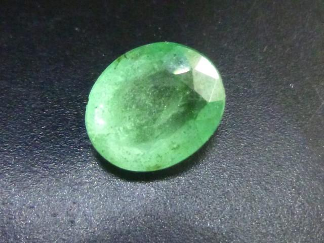 Gemtrading Turkey Izmir 1.35cts Emerald , 100% Natural Gemstone