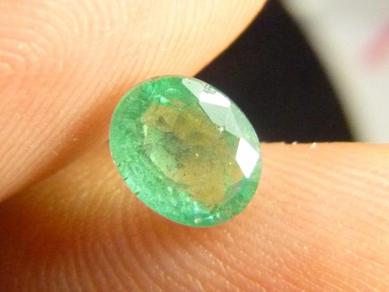 Gemtrading Turkey Izmir 1.36cts Zambian Emerald , 100% Natural Gemstone