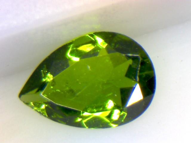 Gemtrading Turkey Izmir 0.36ct Chrome Tourmaline , 100% Natural Gemstone
