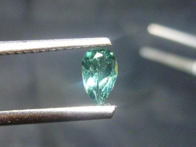 Gemtrading Turkey Izmir 0.26ct Paraiba Tourmaline , 100% Natural Gemstone