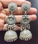 Almas India Telangana Jewelry Earrings